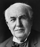 Foto de Thomas Edison