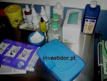 foto de produtos de saúde