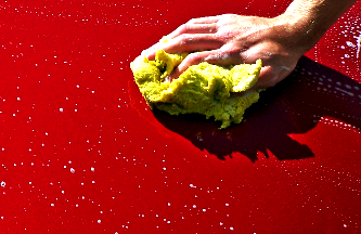 foto de lavagem automóvel