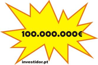 Cem milhões de Euros. Onde investir 100.000.000€.