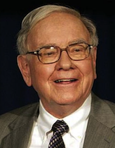 Foto de Warren Buffett