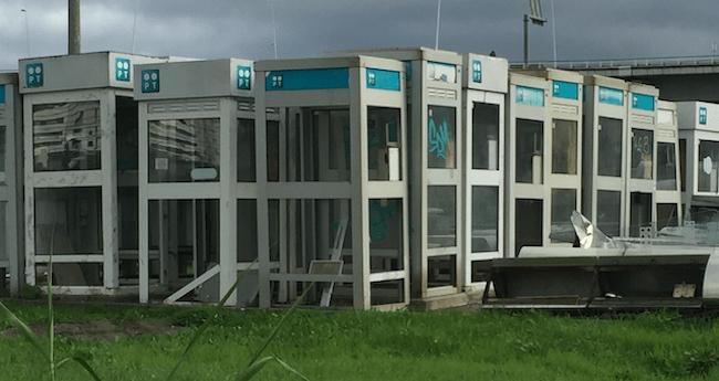 Ganhar dinheiro com cabines telefónicas