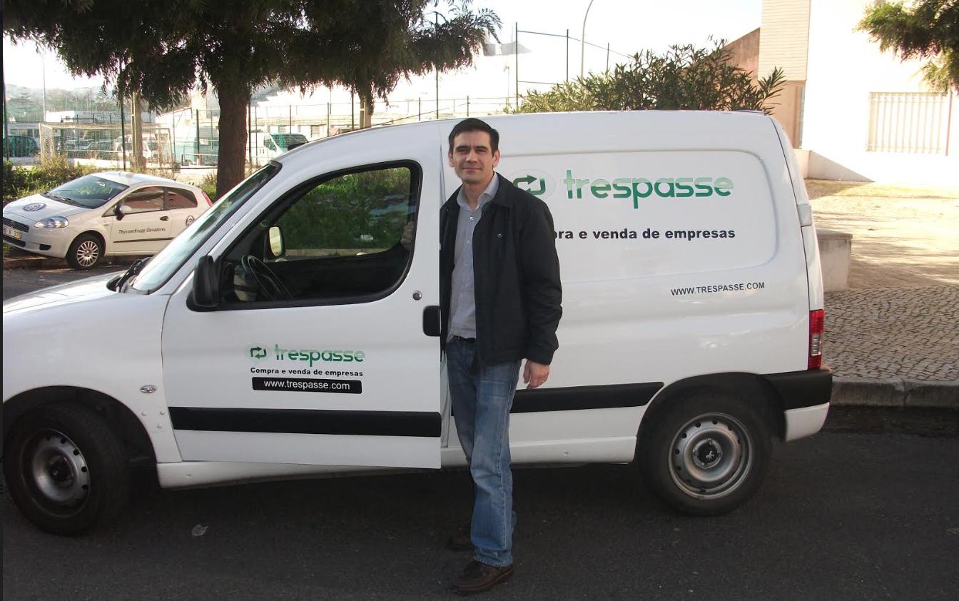 Trespasse.com : 10 anos a promover negócios