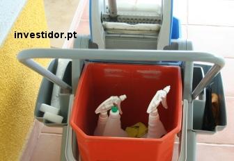 Serviços de limpeza, um negócio muito simples