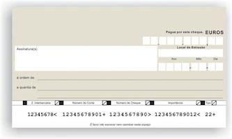 Cheque bancário explicado