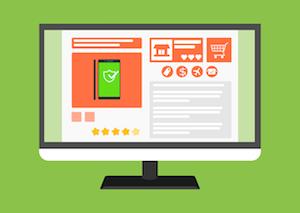 Negócios de e-commerce