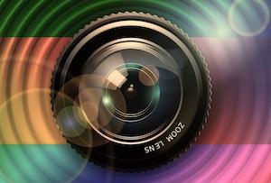 A magia da fotografia profissional