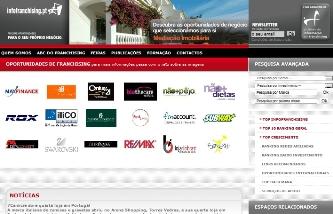 Sites para encontrar informação sobre franchisings