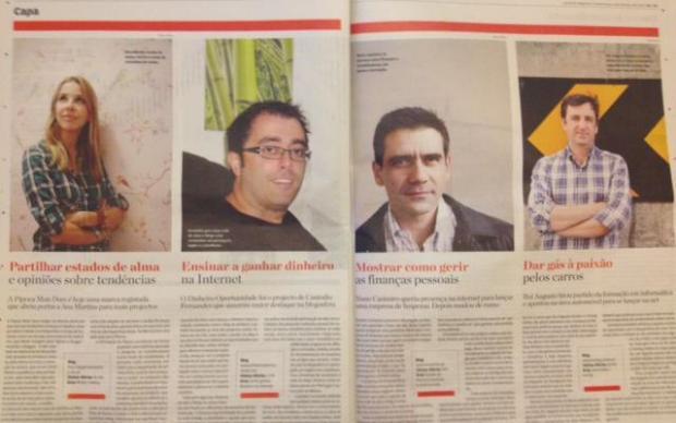 O investidor.pt no Jornal de Negócios