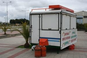 Negócios ambulantes, vender onde estão as pessoas