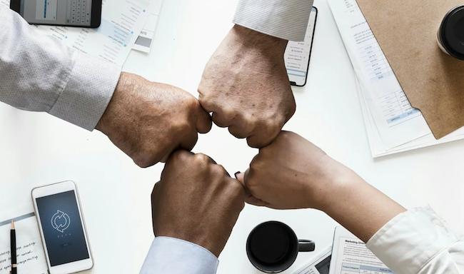 Trabalhar e investir em equipa = melhores resultados